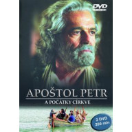 DVD - Apoštol Petr a počátky církve