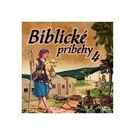 CD - Biblické príbehy 4 (CD-ROM mp3)