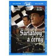 DVD - Šarlatový a černý