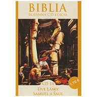 CD - Biblia14  - Dve lásky, Samuel a Šaul