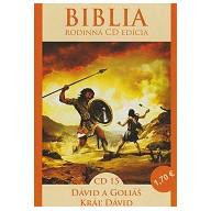 CD - Biblia15 - Dávid a Goliáš, Kráľ Dávid