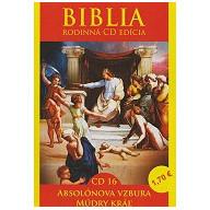 CD - Biblia16 - Absolónová vzbura, Múdrý kráľ
