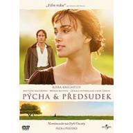 DVD - Pýcha a předsudek