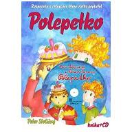 CD - Polepetko + kniha