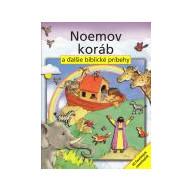 Noemov koráb a ďalšie biblické príbehy so samolepkami