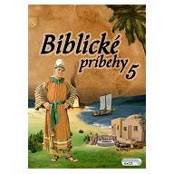 CD - Biblické príbehy 5 (CD-ROM mp3)