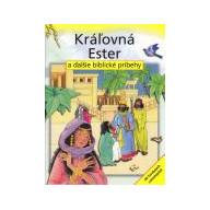 Kráľovná Ester a ďalšie biblické príbehy so samolepkami