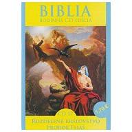 CD - Biblia17 - Rozdelené kráľovstvo. Prorok