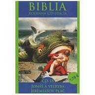 CD - Biblia18 - Jonáš a veľryba, Jeremiášov plač