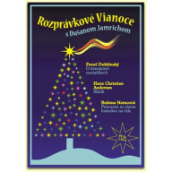 CD - Rozprávkové Vianoce (s Dušanom Jamrichom)