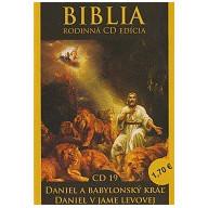 CD - Biblia19 - Daniel a Babylónsky kráľ, Daniel v jame levovej