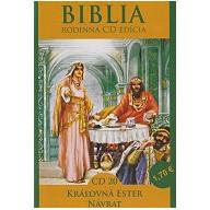CD - Biblia20 - Kráľovná Ester, Návrat