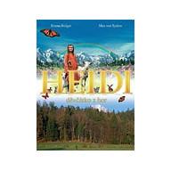DVD - Heidi, děvčátko z hor