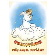 Omaľovánka - Môj anjel strážny