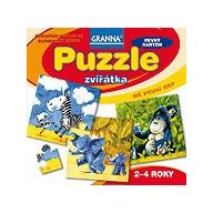 Puzzle zvieratká - Hra
