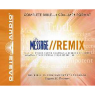 CD - Message/Remix Complete Bible-MP3 (New) (5 CD)