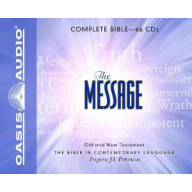 CD - Message Bible-Complete (New) (66 CD)