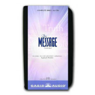 CD - Message Bible-Complete w/Case (New) (66 CD)