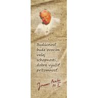 Textilná záložka Ján Pavol II, Budúcnosť