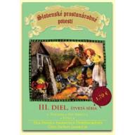 CD  - Slovenské prostonárodné povesti 3 (séria4)