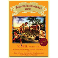 CD  - Slovenské prostonárodné povesti 5 (séria4)