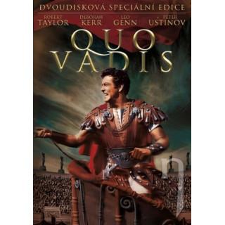 2DVD - Quo Vadis, režie LeRoy