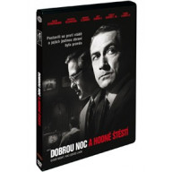 DVD - Dobrou noc a hodně štěstí