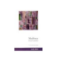 Meditace - Úvod do spirituality jednoty - akcia