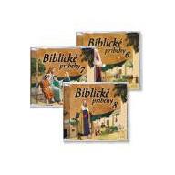 CD-ROM - Biblické príbehy 6,7,8 SUPERPACK III.