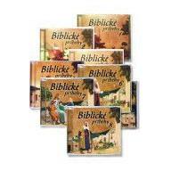 CD-ROM - Biblické príbehy 1.-8. MEGAPACK