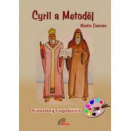 Cyril a Metoděj - omalovánky s vyprávěním