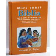 Moja prvá Biblia v obrázkoch - v dialekte Karpatskej rómčiny juhozápadného Slovenska