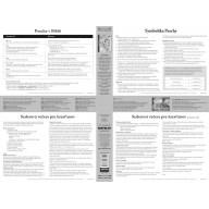 Plagát Kristus v Pasche (03) s pracovnými listami