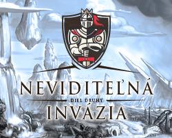 Neviditeľná invázia – druhý diel Kráľovských bojovníkov